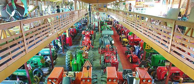 Bauernhof und Museum in Finnland