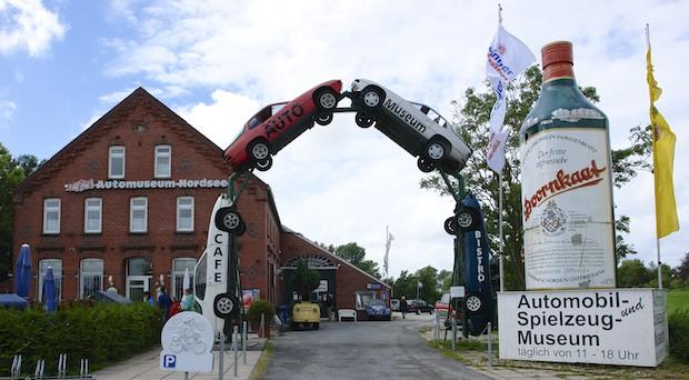Automobil- und Spielzeugmuseum an der Nordsee