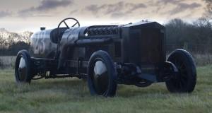 BRUTUS Höllenauto mit Flugzeugmotor