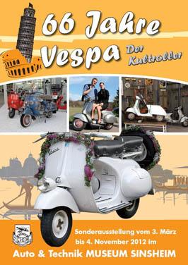 66 Jahre Vespa