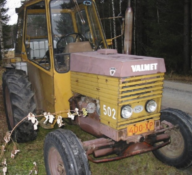 Valmet 502