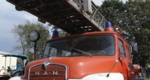 Historische LKW Fahrzeuge