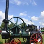 Heinrich Lanz Dampfmaschine