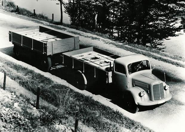 Mercedes-Benz L4500