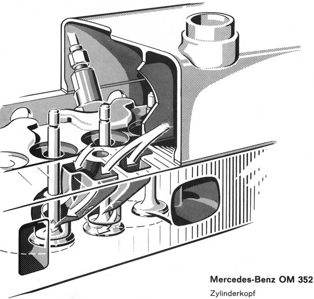 Mercedes-Benz OM 352