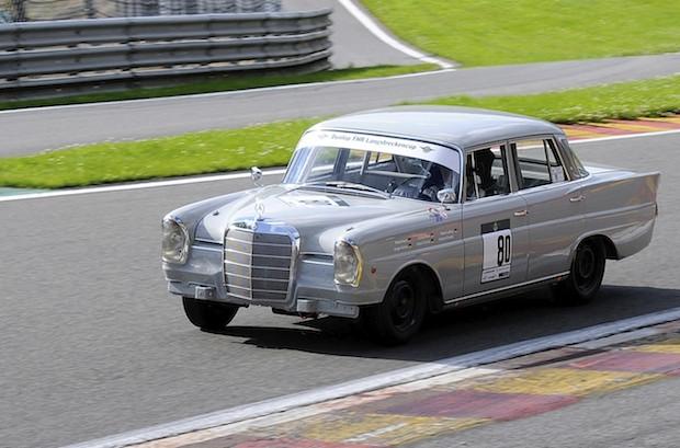 FHR Spa Race Festival 2012