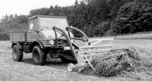 Der Unimog von 1945 bis 1951