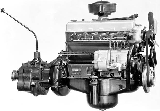 Motor OM312