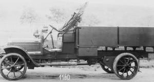 Der Gütertransport wurde durch Nutzfahrzeuge revolutioniert