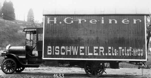 S.A.G Gaggenau Möbelwagen