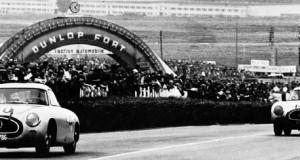 Der große Triumph des Mercedes-Benz 300 SL beim 24 Stunden von Le Mans vor 60 Jahren