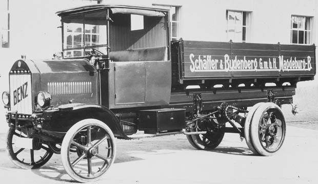 Benz-Gaggenau Typ 5 K
