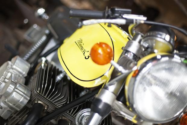 Motorrad Ausstellung Friedel Münch