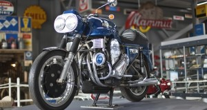 Fridel Münch Motorrad Ausstellung