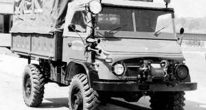 Der Unimog von 1951 bis 1963