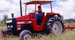 Valmet 604 Made in Tansania