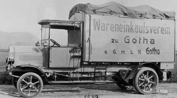 Benz-Gaggenau Typ BK 1