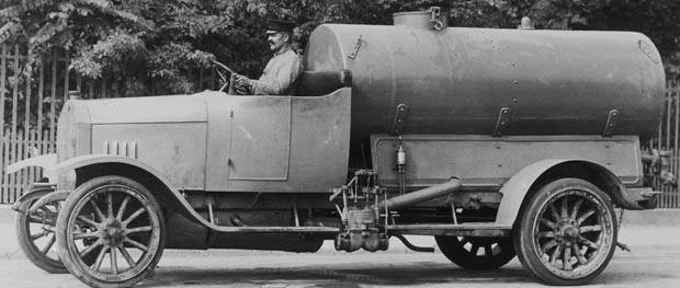Benz-Gaggenau Typ DC 2 C