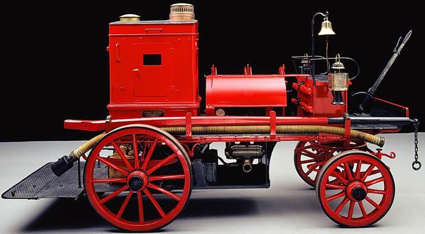 Daimler-Feuerspritze