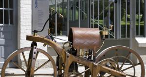 Der Reitwagen von 1885