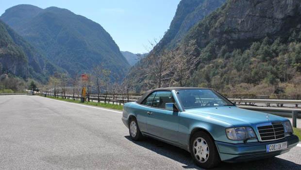 W124 E-Klasse Cabrio