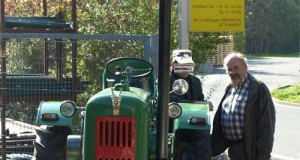 Oldtimer als Pfand parken