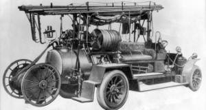 Verkauf der ersten Feuerwehrfahrzeuge