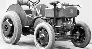 Mercedes-Benz Ackerschlepper