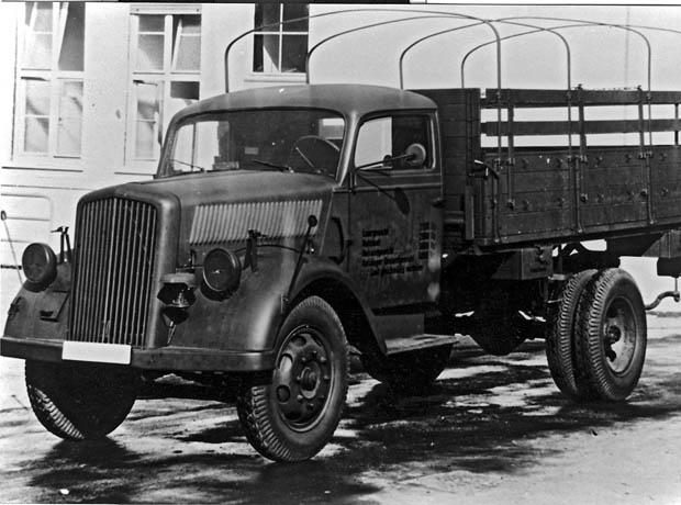 Opel-Blitz OM 175