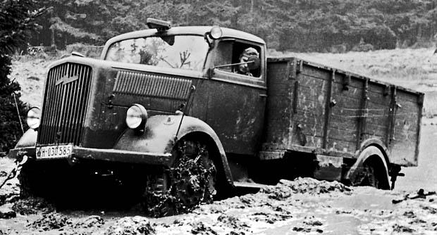Opel-Dreitonner