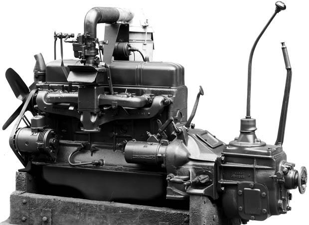 motor OM 312