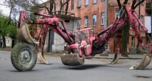 Traktor Monster