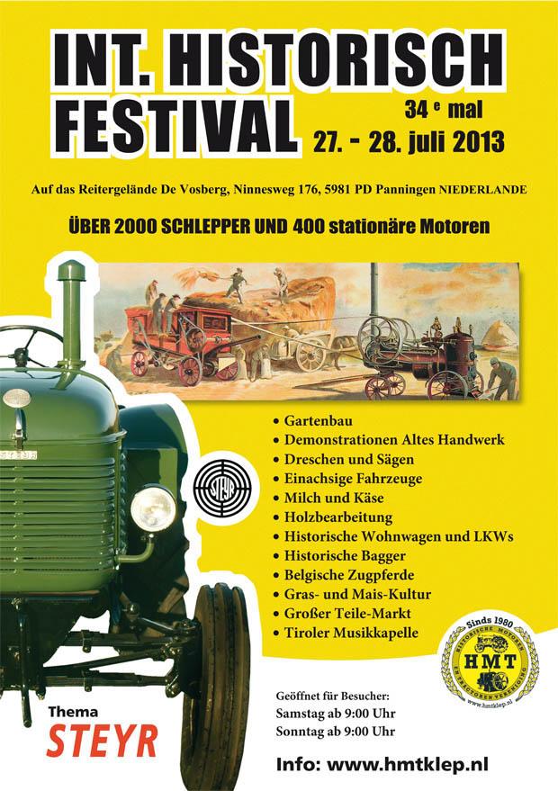 34. International Historich Festival