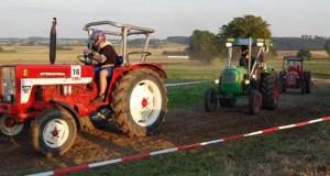 24 Stunden Oldtimer-Traktorenrennen