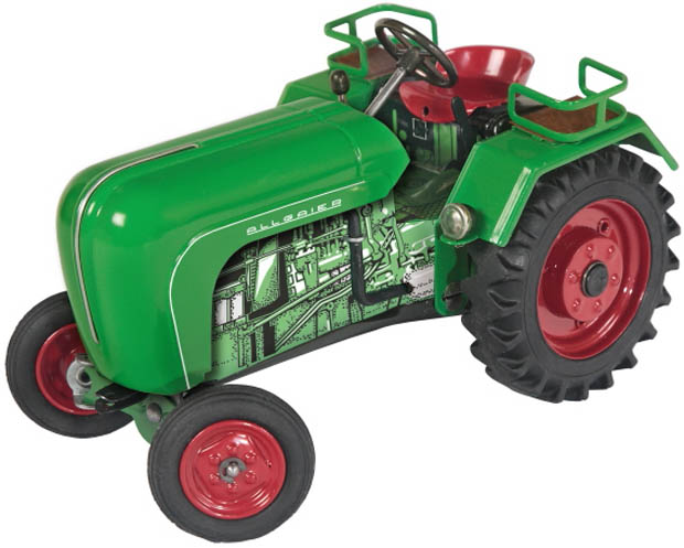 Allgaier AP16 Traktor
