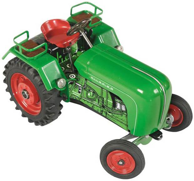 Allgaier Traktor