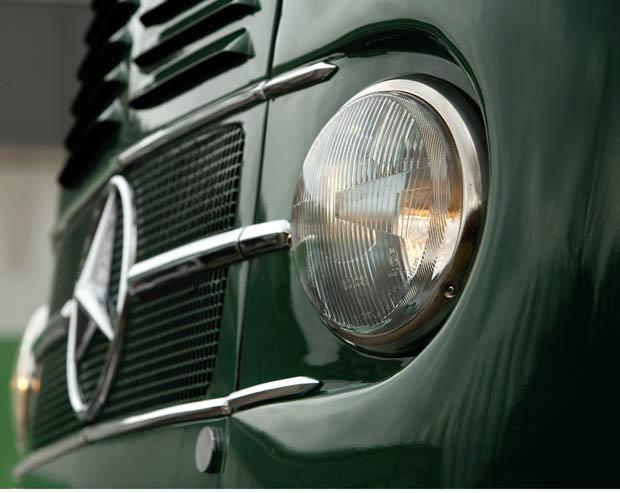 Mercedes LP 333