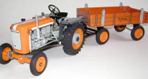 KUBOTA T15 Traktor bei KOVAP