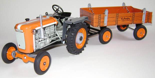 Kubota Traktor
