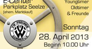 4.Klassikertreffen Seelze/Hannover