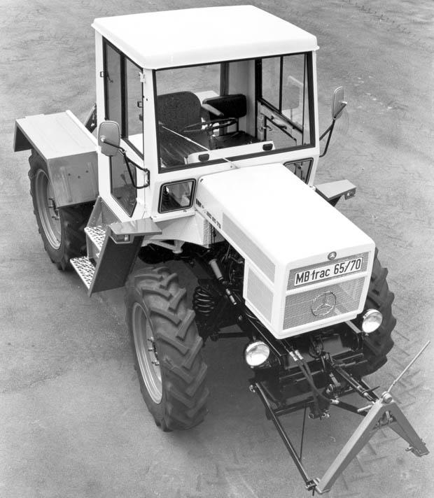 Traktor MBtrak