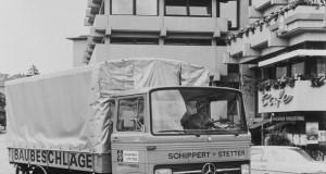 Kippfahrerhaus und Frontlenker bei Mercedes-Benz Nfz