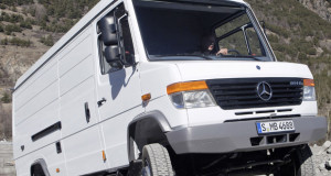Nach 27 Jahren in den Ruhestand – der Großtransporter Mercedes-Benz Vario/T2
