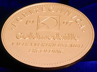 Goldmedallie