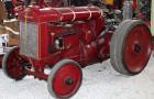 Sonderausstellung mit Fordson-Traktor von Henry Ford