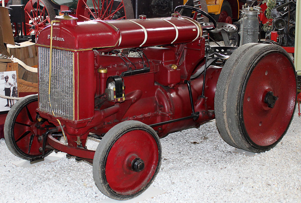 Fordson-Traktor