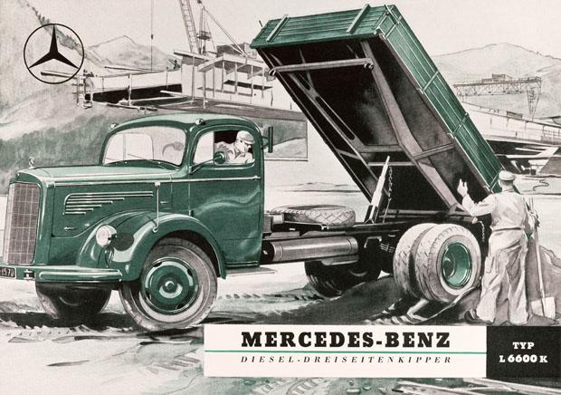 Mercedes-Benz-Nutzfahrzeug