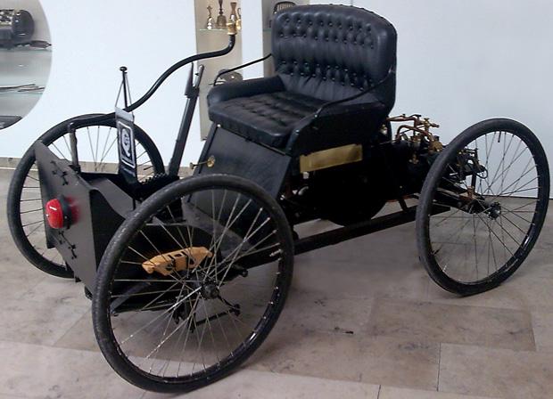 Quadricycle-Replika