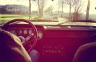 Fahrt mit dem Alfa Romeo Alfetta nach Coesfeld