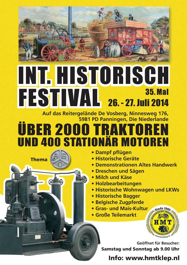 35. Internationaal Historisch Festival